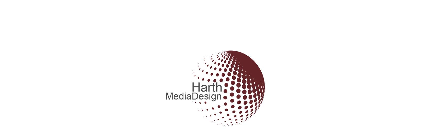 Logo Harth MediaDesign
