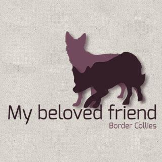 Logo My beloved friend